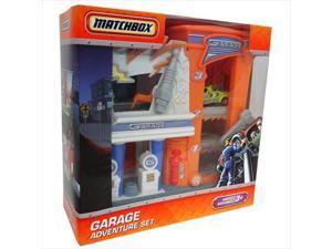 Mattel 88436g Matchbox Garage Adventure Set