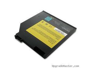 DENAQ DQ-HPDBAYT60-3 Media Bay Battery for ThinkPad R60, T60, Z60