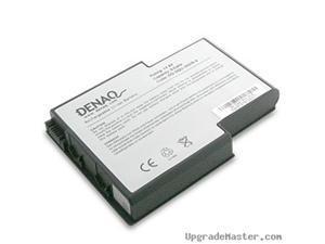 DENAQ DQ-SQU-203/B-8 8-Cell 4400mAh Battery for Gateway Solo 400