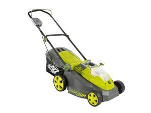 Snow Joe, LLC iON16LM Sun Joe iON 40-Volt Cordless 16-Inch Lawn Mower with  Brushless Motor