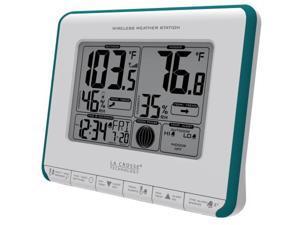 Lacrosse Technology 308-1711BL Blue Wireless Weather Station