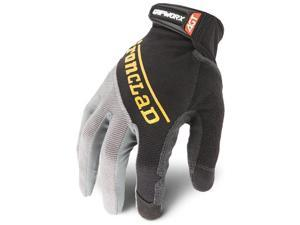 Ironclad BGW-02-S Gripworx Series Gloves - Black - Small