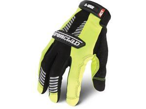 Ironclad IVG2-06-XXL I-Viz Green 2 Gloves - Extra XL