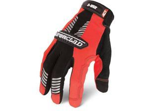 Ironclad IVO2-03-M I-Viz Orange 2 Gloves - Medium
