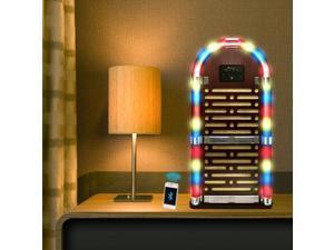 Northwest Big Bluetooth Juke Box Speaker System - Lights