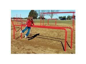 Sport Play 511-108 Parallel Bars - Galvanized