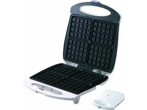 Toastmaster TMWB4BBELW Cool Touch Belgian Waffle Maker