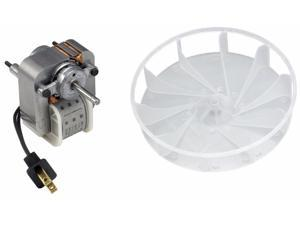 Broan/nautilus BP 28 70 CFM Bathroom Fan Motor & Blower Wheel