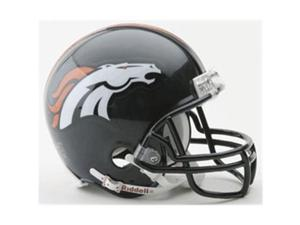 Creative Sports RD-BRONCOS-MR Denver Broncos Riddell Mini Football Helmet