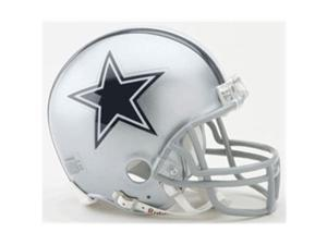 Creative Sports RD-COWBOYS-MR Dallas Cowboys Riddell Mini Football Helmet