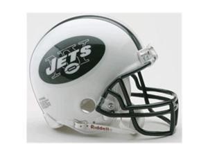 Creative Sports RD-JETS-MR New York Jets Riddell Mini Football Helmet