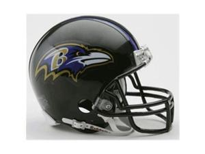 Creative Sports RD-RAVENS-MR Baltimore Ravens Riddell Mini Football Helmet