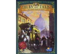 Rio Grande Games 356F Thurn & Taxis All Roads Lead To Rome