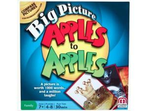 Mattel BGG17 Apples To Apples - Big Picture