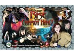 Flying Frog Productions 503 Fortune And Glory Rise Of Crimson Hand Board Games