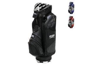 Izzo Golf A74031 Champion Cart Bag Black