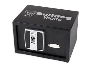 Bulldog Cases BD2000 7.25 in. x 11 in. x 8 in. Digital Pistol Vault with Biometric Lock