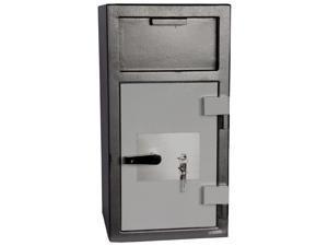 Hollon Safe Co FD-2714K Depository Safe with Key Lock