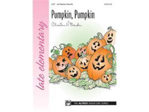 Alfred 00-21327 Pumpkin- Pumpkin - Music Book