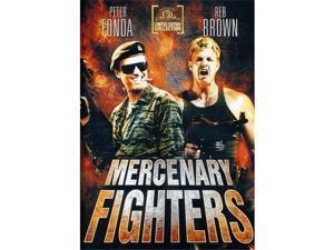 MGM 883904257080 Mercenary Fighters (1988) - DVD
