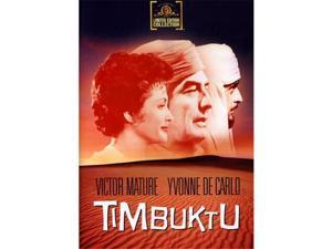 MGM 883904256724 Timbuktu (1958) - DVD