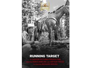 MGM 883904256984 Running Target (1956) - DVD
