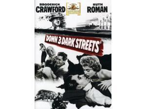 MGM 883904243618 Down Three Dark Streets (1954) - DVD