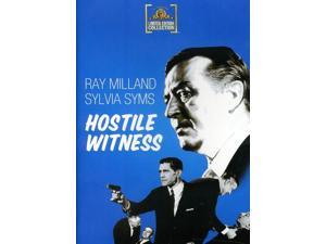 MGM 883904243502 Hostile Witness (1968) - DVD