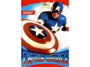 MGM 883904243601 Captain America (1992) - DVD