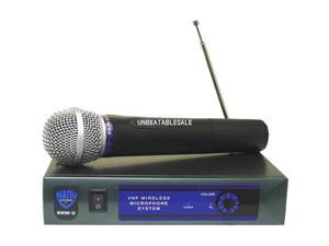 Nady Systems DKW3 Single Handheld VHF Wireless Microphone System