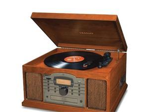 Crosley CR7002A-PA - Troubadour Turntable - Paprika
