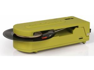 Crosley Radio Crosley Revolution USB Turntable, Green - CR6020A-GR