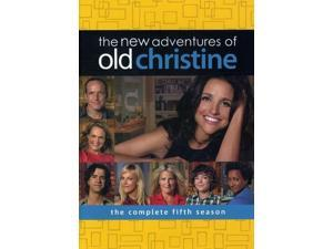 Warner Bros 883316448373 The New Adventures Of Old Christine #58; The Complete Fifth Season - DVD