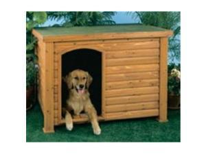 Precision Pet 2700-2MEDIUM Log Cabin - Medium - 45.5 x 26.5 x 27.5 Inch