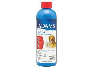 Farnam Pet - Adams Flea & Tick Cleansing Shampoo With Precor- For Cats 12 Ounce - 100508693