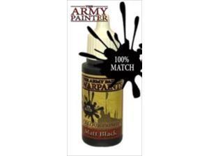 Matt Black Warpaints AMYWP1101 THE ARMY PAINTER