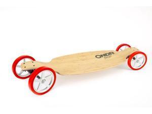 Onda Motion 616929995183 Longa with Alum wheels Silver-Red