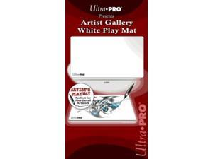 Ultra Pro 82889 Solid White Play Mat