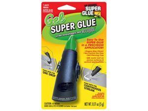 Super Glue Corp. 19026-12 Super Glue GEL ACCUTOOL- Pack of 12