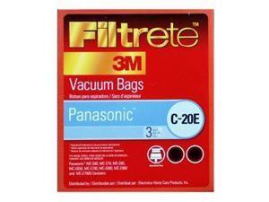 Panasonic VFM68702-VPC C20E Vacuum Bags