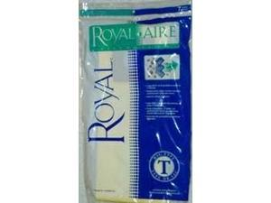 Royal VFDD3423002 Type T Vacuum Bags