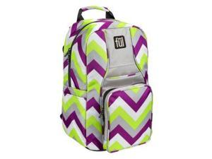 FUL 5261BP-Chevron Stretto Backpack