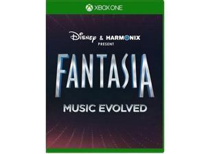 Take-Two 1092980000000Fantasia Music Evolved  Xone