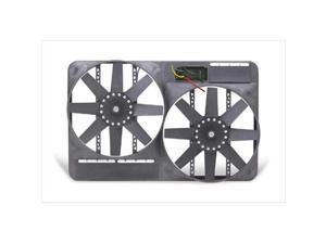 FLEXALITE 295 Dual 13.5 In. Elcttric Fan With Con