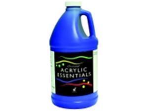 Chroma Acrylic Essential - 1 Pt. Bottle, Cool Blue