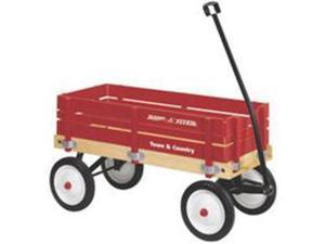 Radio Flyer Wagon Toy Town&Cntry 36X16.5X9 24