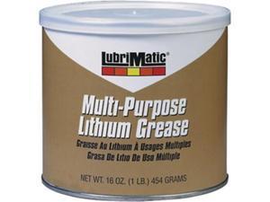 Plews - Edelmann 11316 1 lbs. Lubrimatic Multi Purpose Lithium Grease