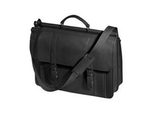 Andrew Philips AP5582VN Vaqueta Dowel Rod Laptop Briefcase