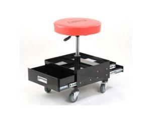 Shinn Fu Company Of America OMC-3100 Pneumatic Creeper Seat with Tool Drawers