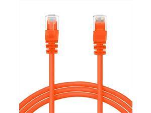 GearIt GI-CAT5E-OR-75FT 75 ft. CAT5E Ethernet Cable - Orange